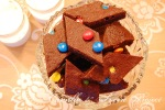 innehaveren av tittelen verdens beste brownie
