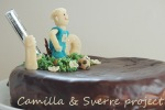 Sjokoladekake Guanaja