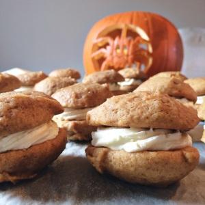 gresskar pumpkin whooopie pies camilla&sverreproject